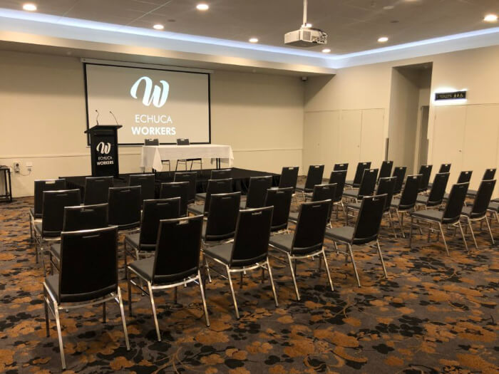Theatre Style Function Room