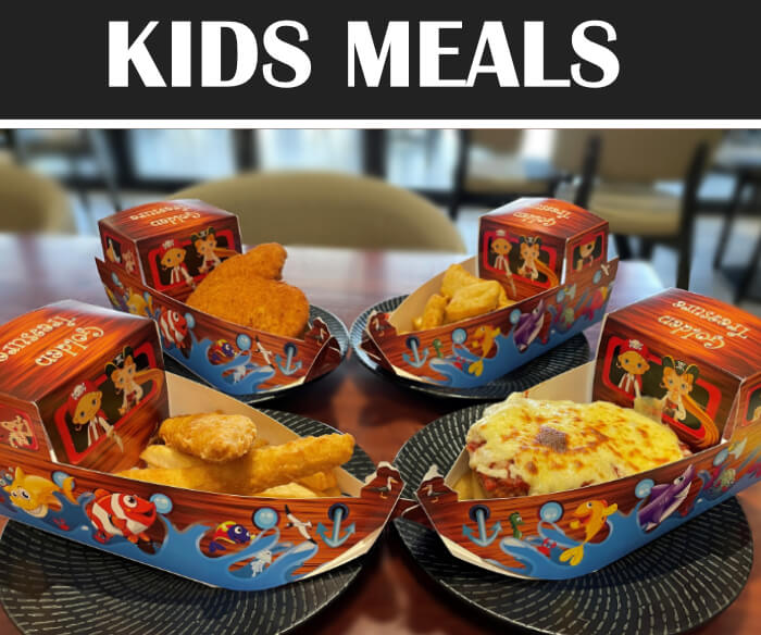 Echuca Workers Kids Meals & Activity Pack